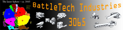 BattleTech Industries 3060